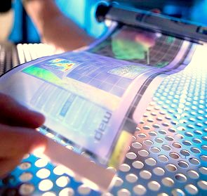Flexible Display Screens
